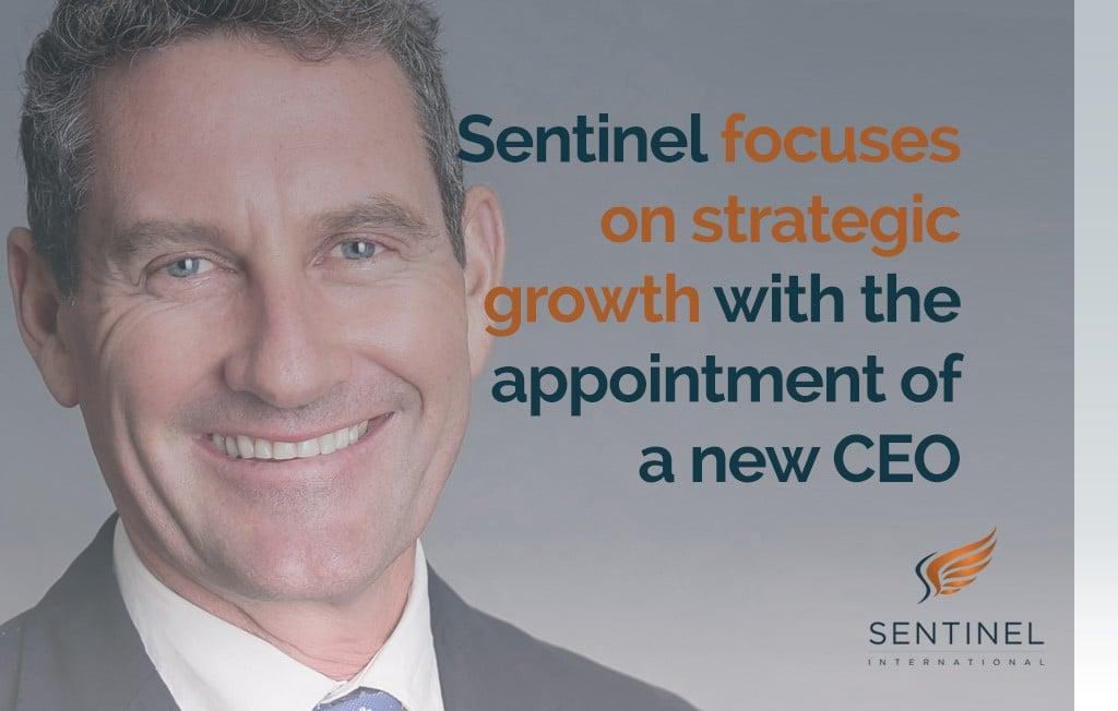 New CEO at Sentinel International