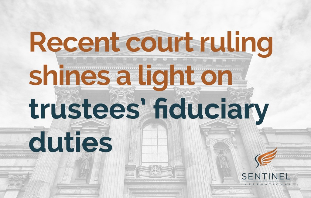 Trustees' fiduciary duties